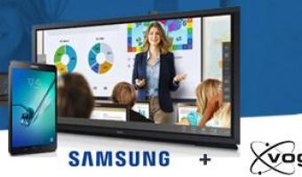 Exclusief bij Van Domburg Partners - Package deal Samsung DME-BR serie!