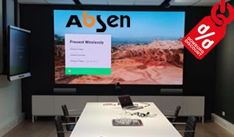 Absen Icon Demo