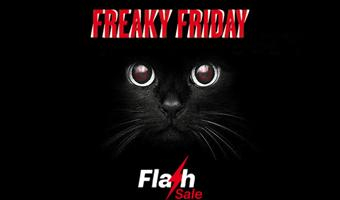 Freaky Friday Flash Sale