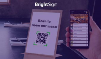 BrightSign's solutions in the new normal