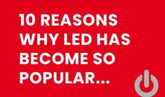 10 Reasons why LED has become so popular