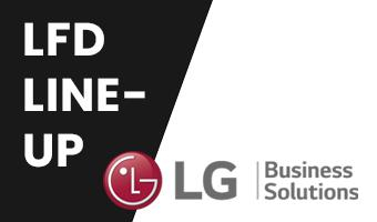 The LG Line-up in one overview!