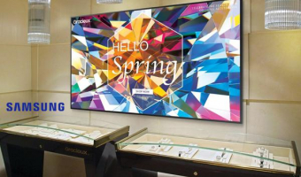 5 Reasons why a Samsung QBR display belongs in your office